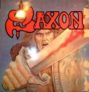 LP - Saxon - Saxon