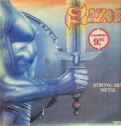 LP - Saxon - Strong Arm Metal