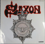 LP - Saxon - Strong Arm Of The Law