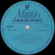 LP - Sbb - Sbb - Blue label
