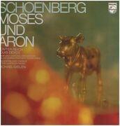 LP-Box - Schoenberg - Moses und Aron, Günter Reich, Louis Devos, Michael Gielen