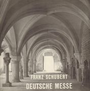 LP - Schubert - Pascal Borer - Deutsche Messe