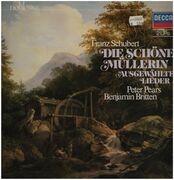 Double LP - Schubert - Die schöne Müllerin - gatefold