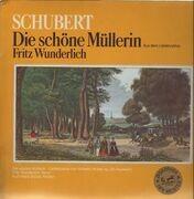 LP - Schubert - Die schöne Müllerin, Fritz Wunderlich