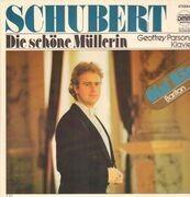 LP - Schubert / Goeffrey Parsons - Die schöne Müllerin