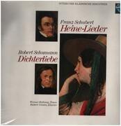 LP - Schubert / Schumann - Heine-Lieder / Dichterlieder