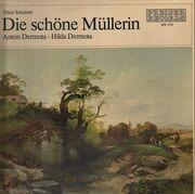 LP - Schubert, Anton Dermota, Hilda Dermota - Die Schöne Müllerin
