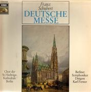 LP - Schubert - Deutsche Messe