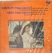 LP - Schumann, Griegg/ Walter Gieseking - Piano Concertos
