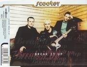 CD Single - Scooter - Break It Up
