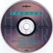 CD Single - Scooter - Hyper Hyper