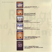 Double CD - Scooter - Rough And Tough And Dangerous - The Singles 94/98