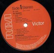 LP - Scorpions - In Trance