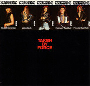 LP - Scorpions - Taken By Force