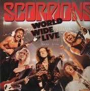 Double LP - Scorpions - World Wide Live