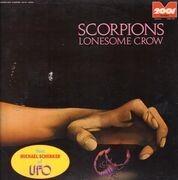 LP - Scorpions - Lonesome Crow