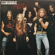 LP - Scorpions - Virgin Killer