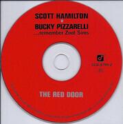 CD - Scott Hamilton , Bucky Pizzarelli - The Red Door (...Remember Zoot Sims)