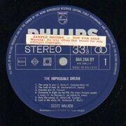 LP - Scott Walker - The Impossible Dream - Original 1st Dutch