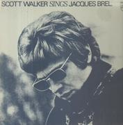 LP - Scott Walker - Scott Walker Sings Jacques Brel