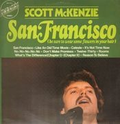 LP - scott mcKenzie - san francisco (be sure to wear some flowers in your hair)