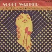 7'' - Scott Walker - Lights Of Cincinnati