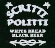 CD - Scritti Politti - White Bread, Black Beer