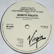 12inch Vinyl Single - Scritti Politti - Hypnotize