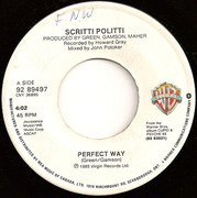 7inch Vinyl Single - Scritti Politti - Perfect Way