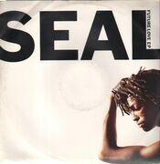 12'' - Seal - Future Love EP