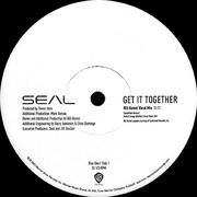 2 x 12'' - Seal - Get It Together