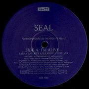 12'' - Seal - I'm Alive