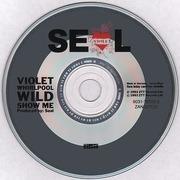 CD Single - Seal - Violet