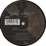 12inch Vinyl Single - Seal - Crazy (The William Orbit Remix)