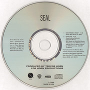 CD Single - Seal - Kiss From A Rose - Card Sleeve