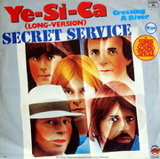 12'' - Secret Service - Ye-Si-Ca (Long-Version)