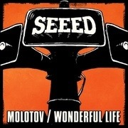CD Single - Seeed - Molotov/Wonderful Life