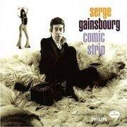 CD - Serge Gainsbourg - Comic Strip