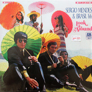 LP - Sergio Mendes & Brasil '66, Sérgio Mendes & Brasil '66 - Look Around