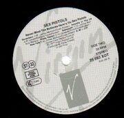 LP - Sex Pistols - Never Mind The Bollocks Here's The Sex Pistols