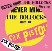 Picture LP - Sex Pistols - Never Mind The Bollocks Here's The Sex Pistols - PICTURE DISC