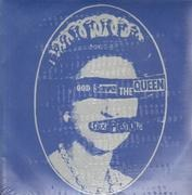 7inch Vinyl Single - SEX PISTOLS - GOD SAVE THE QUEEN
