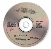CD - Sex Pistols - Never Mind The Bollocks Here's The Sex Pistols