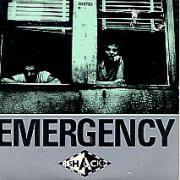 CD Single - Shack - Emergency - Card Sleeve