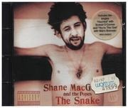 CD - Shane MacGowan & The Popes - The Snake
