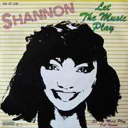 7'' - Shannon - Let The Music Play