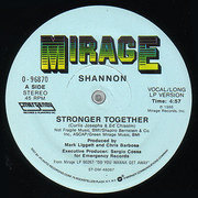 12'' - Shannon - Stronger Together