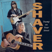 CD - Shaver - Tramp On Your Street