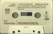 MC - Sheena Easton - A Private Heaven - Still Sealed