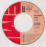7inch Vinyl Single - Sheena Easton - Modern Girl
